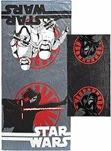 Star Wars Classic Baumwolle Handtuch, Red Empire,