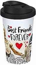 Star Wars Coffee-to-go-Becher R2D2 & C3PO Best
