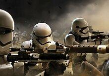 Star Wars Consalnet 2744P4 Massacra VII Der Wecker der Force, 2-teilig, Fototapete Poster-Tapete (254 x 184 cm