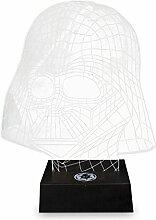 Star Wars Darth Vader Dekolampe - Darth Vader Stimmungslicht Mood Light Star Wars Stimmungslampe