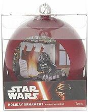 Star Wars DARTH VADER Piano Weihnachtskugel,