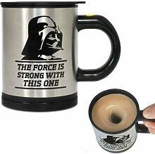 Star Wars Darth Vader Tasse mit selbstrührendem