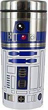 Star Wars: Die letzten Jedi D2Reise Becher, mehrfarbig