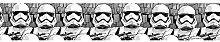 Star Wars Episode VII Stormtrooper Tapete Bordüre 5m