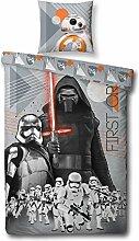 Star Wars Flanell Bettwäsche 140x200 cm