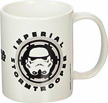 Star Wars Imperial Trooper Keramik Becher, mehrfarbig