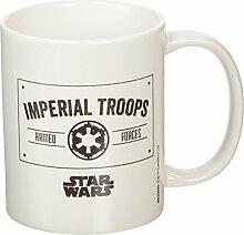 Star Wars Imperial Truppen Keramik Becher, mehrfarbig