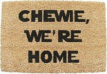 Star Wars inspiriert Chewie We're Home Welcome