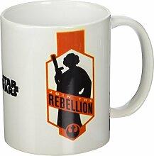Star Wars Join The Rebellion Keramik Becher, mehrfarbig