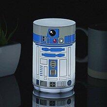Star Wars kleine R2-D2-Lampe mit Geräuschen,