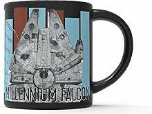 Star Wars MillnFalcon Keramiktasse