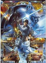 Star Wars Prequel Tapete–184x 254cm