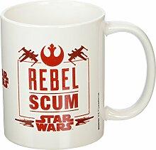 Star Wars Rebel Abschaum Keramik Becher, mehrfarbig
