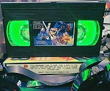 Star Wars Return Of The Jedi Retro VHS Lampe,
