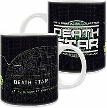 Star Wars Rogue One Todesstern Becher