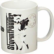Star Wars Stormtrooper Keramik Becher, mehrfarbig