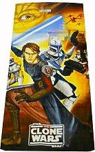 Star Wars The Clone Wars Badetuch 150 x 70 cm