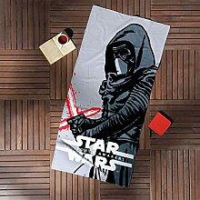 Star Wars The Force weckt Bad Strandtuch für
