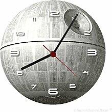 Star Wars Uhr–Händen Death Star