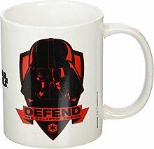 Star Wars Verteidigen Die Empire Keramik Becher, mehrfarbig
