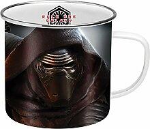 Star Wars VII Das Erwachen der Macht Kylo Ren Emaille Becher