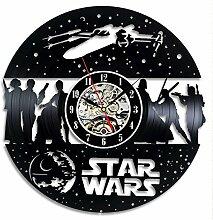Star Wars Vinyl Wanduhr perfekte Weihnachtsgeschenk