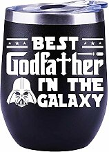 Star Wars Weinglas für Patentochter, Patensohn