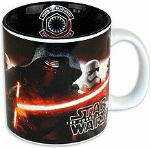 Star Wars XL Tasse mit Kylo Ren & Stormtroopers