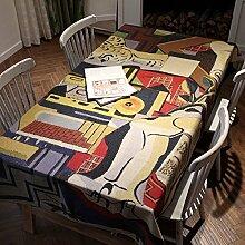 starail Modern Abstrakt Style Tischdecke für