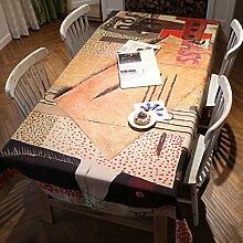 starail Modern Abstrakt Style Tischdecke mit