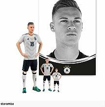 Staramba Joshua Kimmich 3D Figur - DFB Offensive
