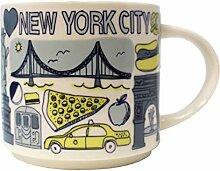 Starbucks Been There Serie New York City Becher,