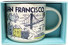 Starbucks Been There Serie San Francisco Becher,
