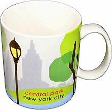 Starbucks Central Park New York Park Serie Becher