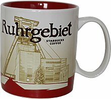 Starbucks City Mug Ruhrgebie