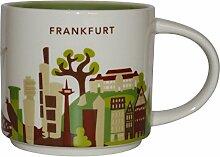 Starbucks City Mug You Are Here Collection