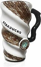 Starbucks Coffee  Kaffe/Tee Becher (Braun)