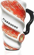 Starbucks Coffee  Kaffe/Tee Becher (Rot)