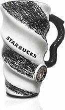 Starbucks Coffee  Kaffe/Tee Becher (Schwarz)