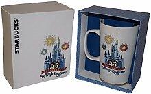 Starbucks Disney Magic Kingdom 45. Jahrestag