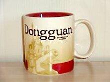 Starbucks Dongguan Global Icon Series-Becher China