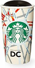 Starbucks doppelwandig Traveler Tumbler Becher