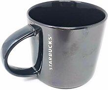 Starbucks Graugrau-metallischer Hermalite-Becher