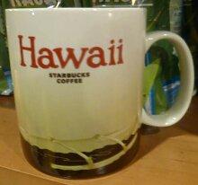 Starbucks Hawaii–Collector Kaffee Becher mit