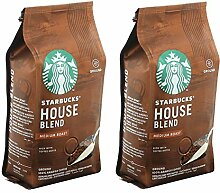 Starbucks House Blend Kaffee, 2er Set, Medium