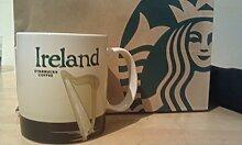 Starbucks Irland Becher
