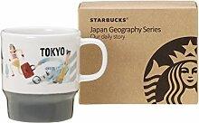 Starbucks Japan City Becher Tokio Japan Geographie