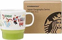 Starbucks Japan Geography Serie Sendai Becher 2016