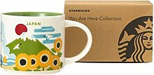 Starbucks Japan You Are Here Collection Becher