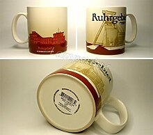 Starbucks Kaffeebecher Kaffee City Mug Tee Tasse Becher Icon Series Ruhrgebiet Deutschland Germany